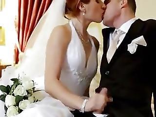 Anale, Sposa, Penetrazione Doppia, Penetrazione, Rossa, Matrimonio