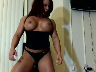 Muscle Goddess- Big Thick Booty!!!