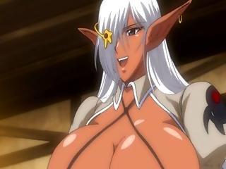 Elf Hime Nina 02 Hentai