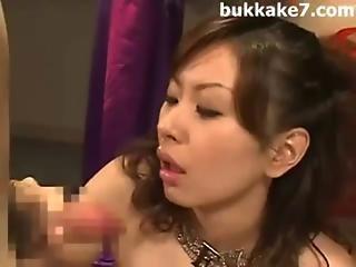 Japanese Loves Jizz