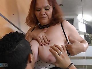 Agedlove Latin Mature Gloria Hardcore