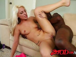 Hailey Holiday Gets Fucked By Monster Cock