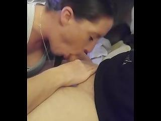 Love Her Lips On My Cock