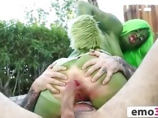 Body P@int Fuck