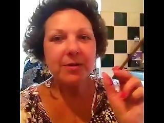 Boazuda, Madura, Velha, Fumar, Só, Puta