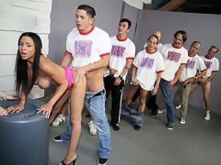 アート, 巨乳, 黒い, フェラチオ, ぶっかけ, 巨乳, 精液をショット, 漆黒の, フェイシャル, ファッキング, 乱交, グループセックス, ハードコア, 異人種間の, オージー, AV女優, セックス, 働く場所