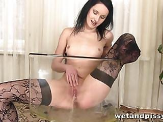 Lovely Compilation With Slow Motion Pissing Sluts