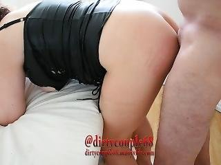 Sexy Milf Gets Her Tight Asshole Fucked