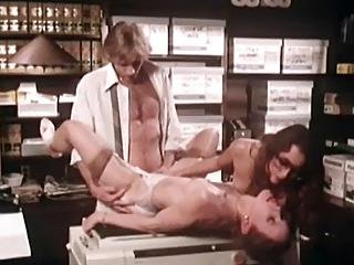 Threesome In The Office