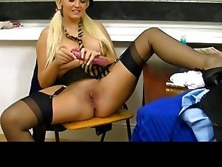College Girls Being Naughty One