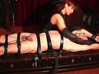 F/m Tickling 04 Lady Ramirez