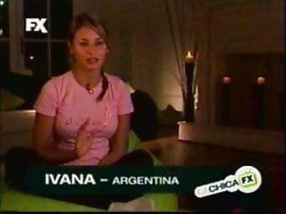 Chicafx Segunda Pelea Ivana(argentina) Vs Elena(venezuela)