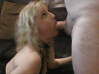 Deep Throat Gagging Then Fuck Me