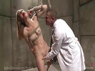 Anal Slut Submits To Brutal Fuck
