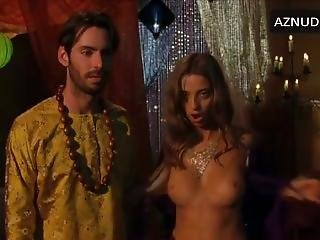 Angela Sarafyan Breasts Scene In