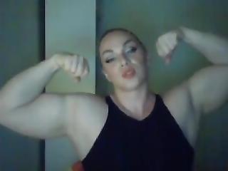 My Muscle Goddess