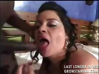 Brazilian Milf Is Chubby And Wants Anal Sex2