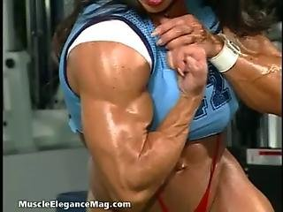 Denise Masino 08 - Woman With Muscle