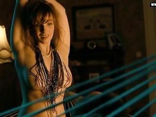Vica Kerekes - Topless Girl On Top, Big Boobs + Sexy Scenes - Muzi V Nadeji
