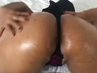 Reggaeton Sex Pt 4 (puerto Rican Cums Home To Get Fucked)