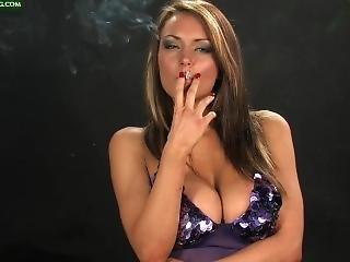 Jenna Hoskins - Elegant Smoking