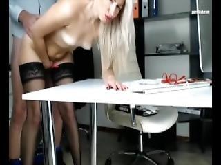 Deutscher Reality Porno Im Buro