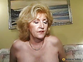 A Woman With A Shaggy Cunt Drilled By A Lad