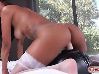 Abby Lee Brazil Solo Porn With Inflatable Sex Machine Hd