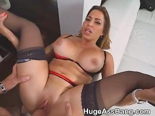 Huge Ass Julianna Vega Getting Drilled Point Of View