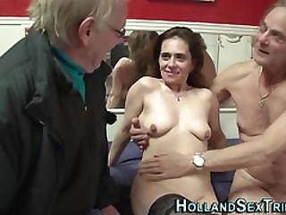 Dutch Hooker Creampied
