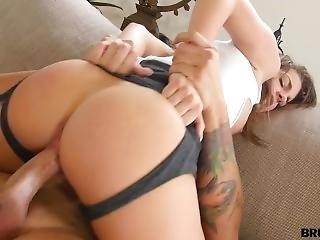 Brutal X Dirtyflix – Twerk Slut Fucked By A Stepbro Brad Kimmy Granger