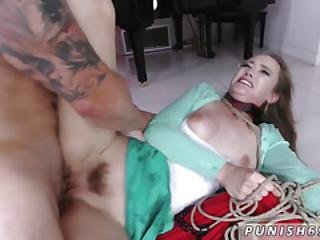 Innocent Dominated First Time Realty Submissive