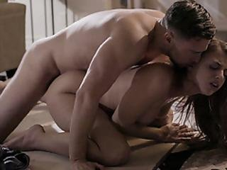 Seth Pulls Gia Close, Running His Hands Hungrily Over Her Body