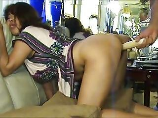 Mature Getting Ass Fucked By Old Guy Pov