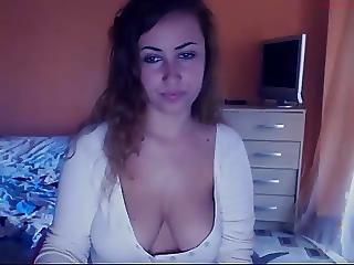 μεγάλο βυζί, βυζί, αυνανισμός, ώριμη, Milf, Webcam