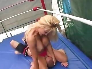 Tanya Danielle Dominates Him