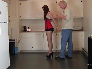 Amanda Reigh Kitchen Bondage