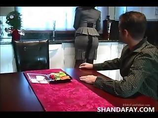 Shandafay Fucking Him Dirty Pegging And Fingering