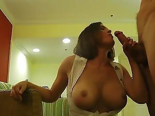 Sexy Neighbor In Nylons