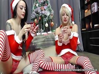 blondin, brittisk, klackar, lebb, strumpa, uniform, julafton