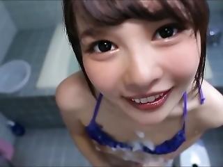 aziatisch, japaans, kleine tieten, Tiener