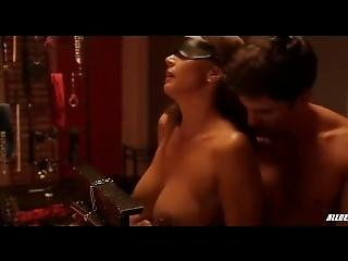 Charisma Carpenter Nude And Blind Folded
