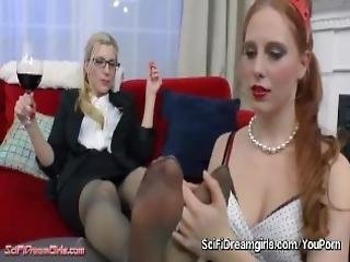 Scifidreamgirls Fembot Sex With Ashley Fires Episode 9 Rosie The Domestic Bot Part 1