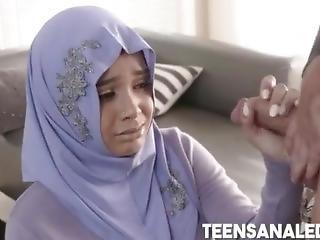 Hijab - Anal Fucked