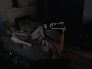 Betty Spy Cam Masturbation Session