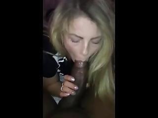 Shameless Wife Sucks Bbc Like A Pro On Vacation