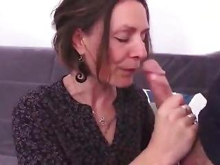 I Finally Picked Up And Fucked Cute 50yo Mature Milf During My Vacation