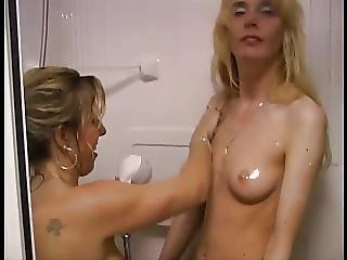 Wet And Messy Fun With My Lesbian Girlfriends