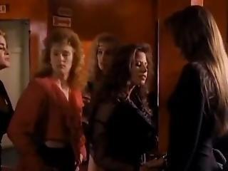 Selena Steele, Tracy Wynn, Randy Spears In Vintage Fuck Video