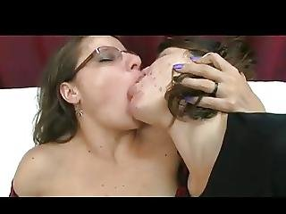 Brazilian Milf With 2 Ladies